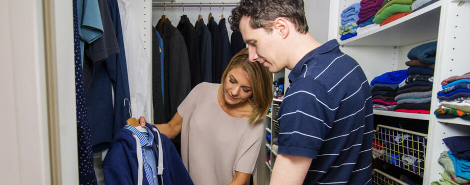 Garderobencheck, Kleidungsberatung in Wien