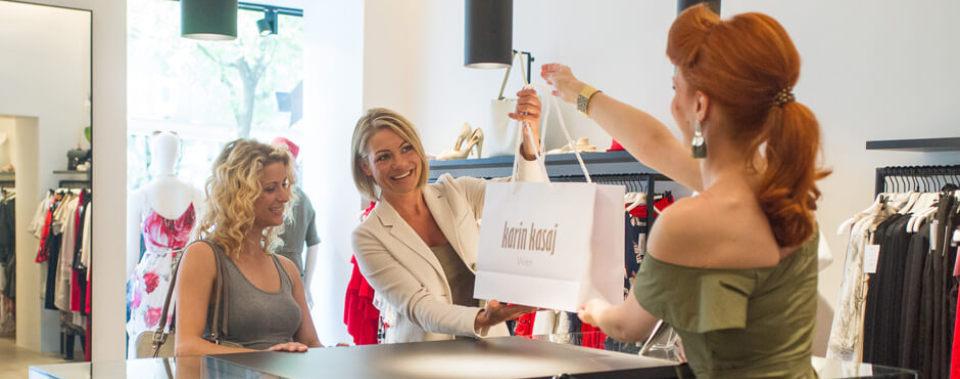 Einkaufsbegleitung und Shoppingberatung